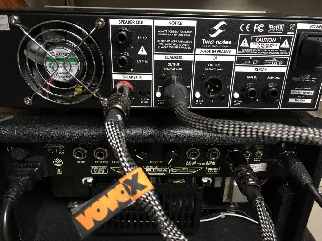 Torpedo Reload ロードボックス接続例